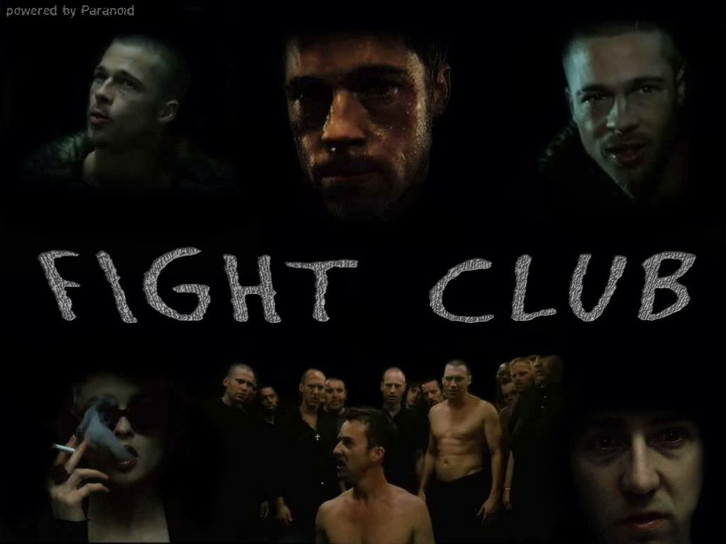 fight club the destruction of society + fight club fight club is a film that not only deals overtly with ideas concerning masculinity and societies representation of it but is also, by the films end, critical and dismissive of this 48.